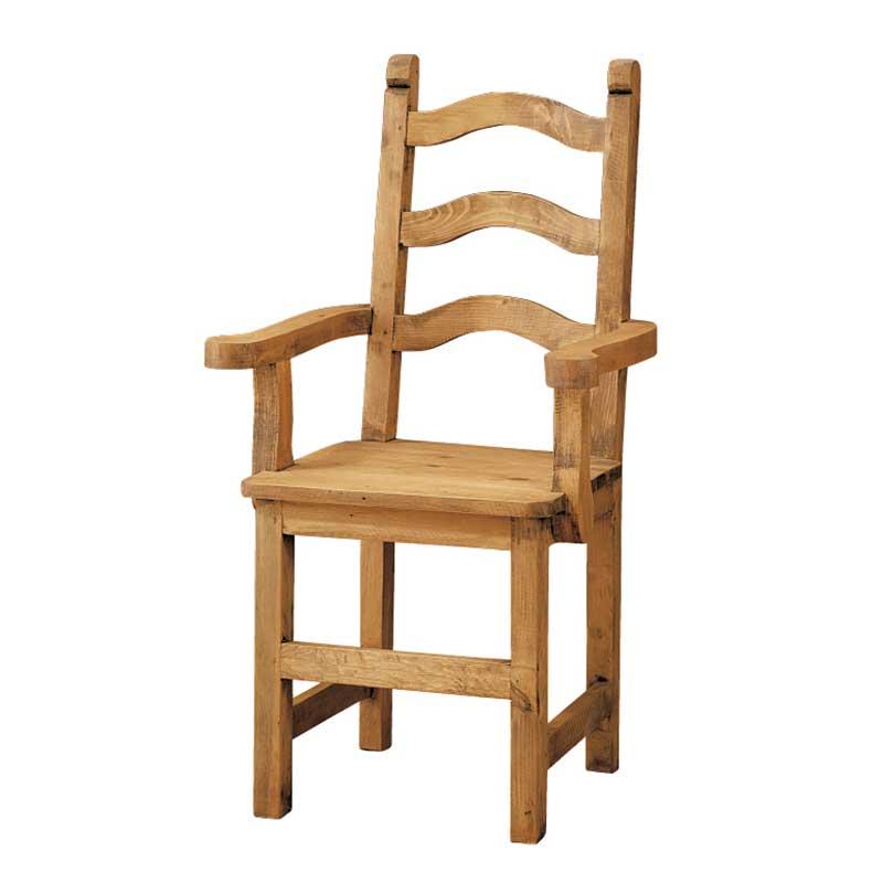 Silla madera