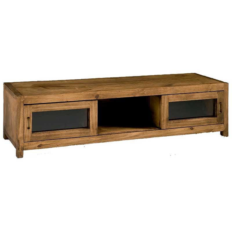 Mueble Televisión Rústico