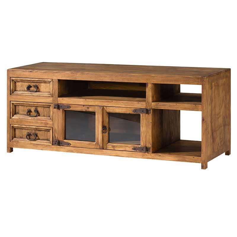 Mueble Televisión Cubos