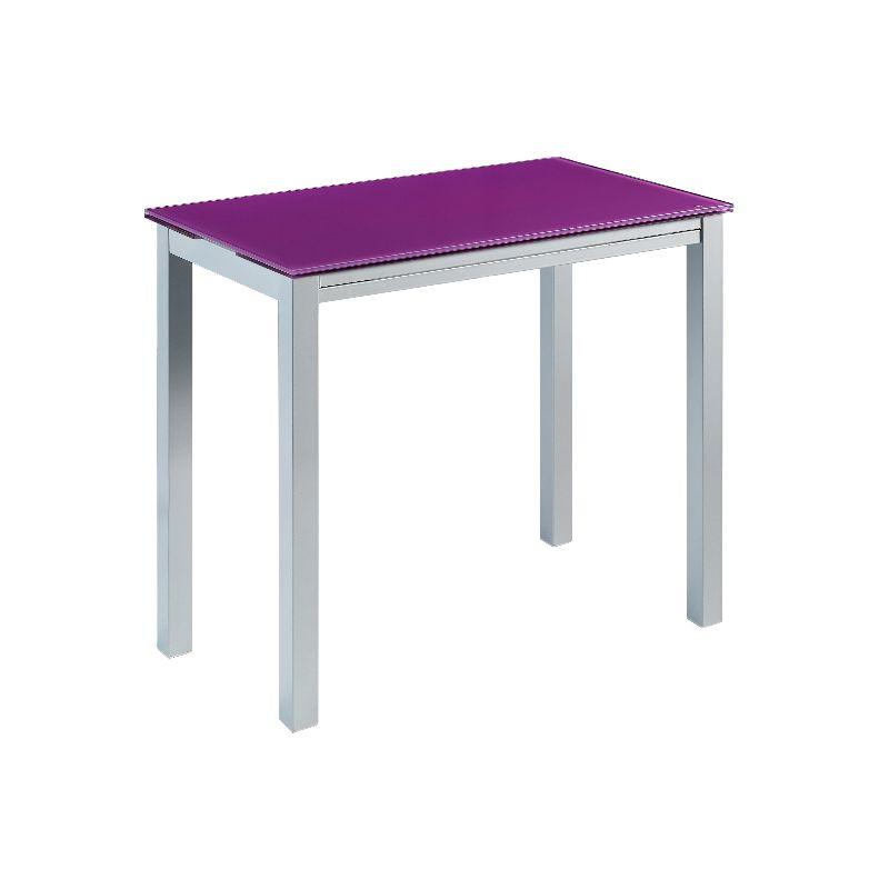 Mesa de cocina alta de estilo moderno. El Tavolino