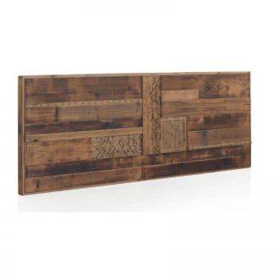 cabezal tallado estilo rústico vintage el tavolino