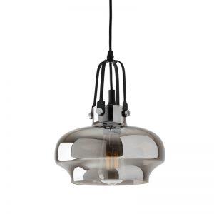 Lámpara de techo estilo moderno, original crista efecto brillante. El Tavolino